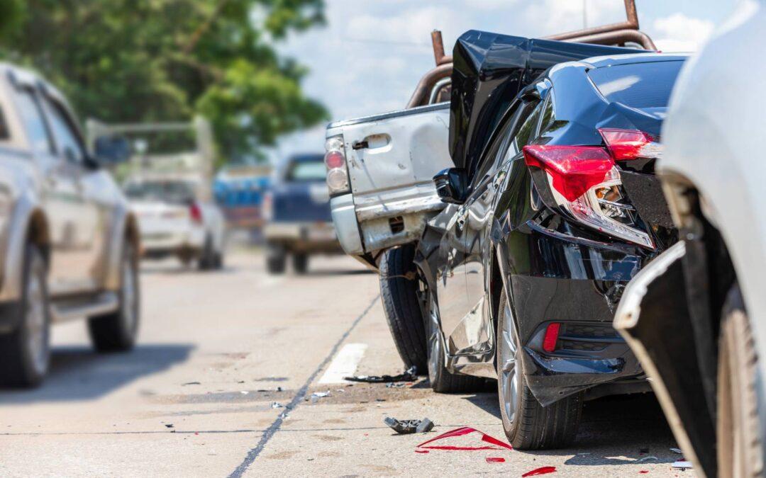 Dopravní nehody v roce 2019